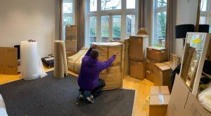 removals crew - packing - storage - smart move london