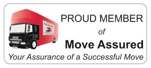 Smart Move London - proud member of move assured.