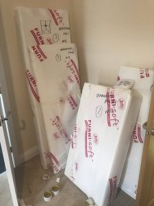 professional packing services in London - domestic removals