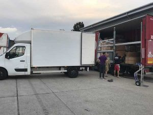 Storage facilities in Staines - London removals services in London.