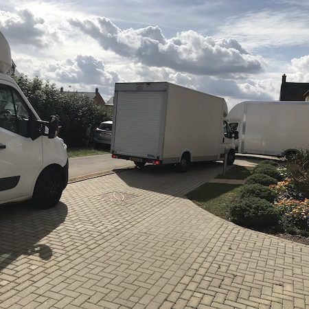Vans for hire - Man and Van at your doorstep - Removals London