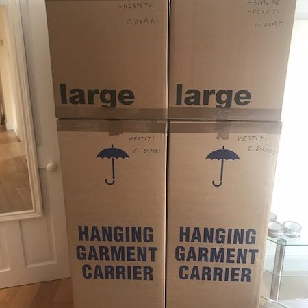 large boxes for packing - packing supplies