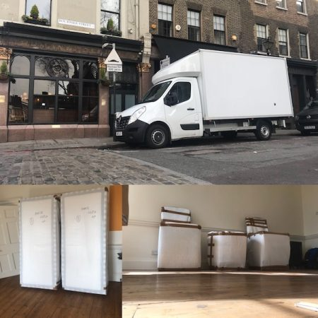 Domestic removals in London - hire Smart Move London today!