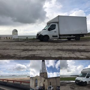 European removals - Long distance services - Packing