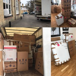 professional packing services in London