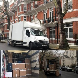 professional packing services in London - London removals