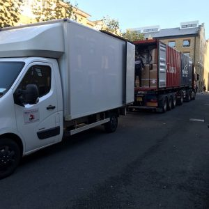 Home removals in London - Get moving quote.