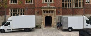 man and van - home removals - smart move london van