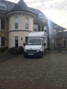 man and van london - removals - hire - smart move london