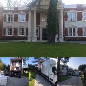 home removals - house removals- household removals - smart move london