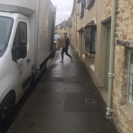 professional movers in London - Smart Move London - removals team