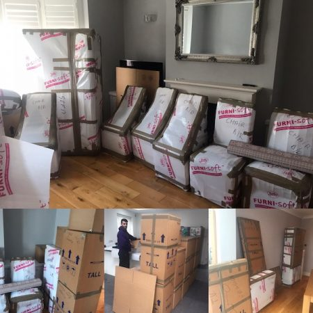 professional packing and movers - smart move london