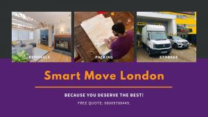Smart Move London - Removals - Banner-header