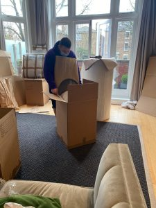 professional packing - removals in Uxbridge - London removals
