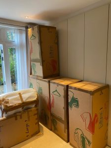 house moving - packing - storage - London